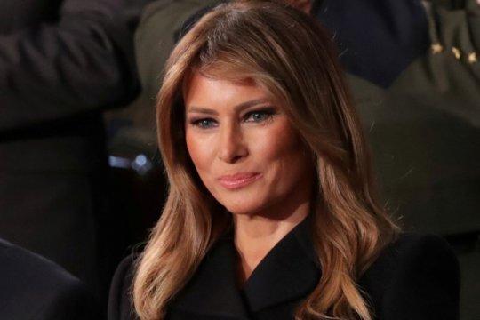 Melania Trump jadi bintang iklan waspada virus corona