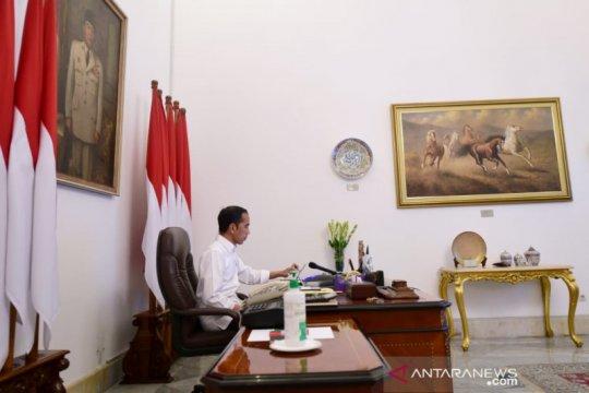 Presiden Jokowi minta pengawasan industri perikanan tangkap diperkuat