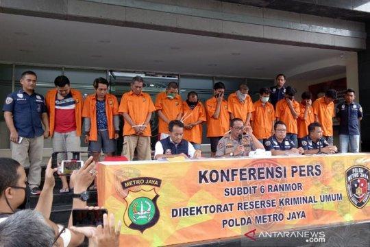 Kawanan pencuri motor berusia belasan tahun diringkus polisi