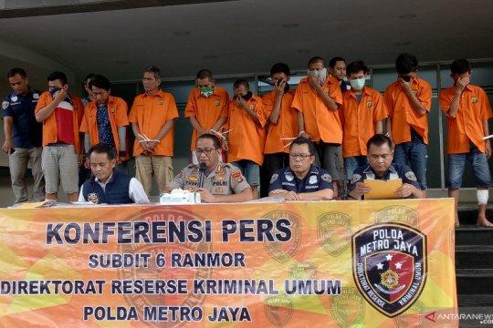 Dua maling 30 kali gasak motor di Jakarta Utara