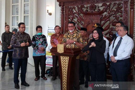DKI juga imbau rangkaian Nyepi tahun ini di Jakarta dibatasi