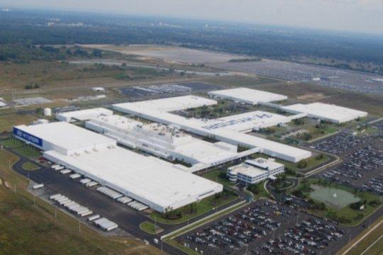 Karyawan terinfeksi corona, Hyundai tangguhkan produksi di Alabama