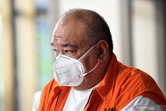 KPK limpahkan kasus suap Bupati Solok Selatan ke Pengadilan