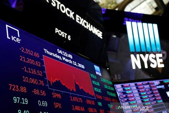 NYSE sementara tutup lantai bursa, pindah ke perdagangan elektronik