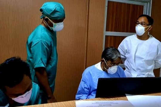 Camat Sintang: Pasien positif COVID-19 minta TV di ruang perawatan