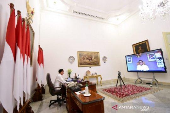Presiden Jokowi perintahkan realokasi APBN dan APBD atasi COVID-19