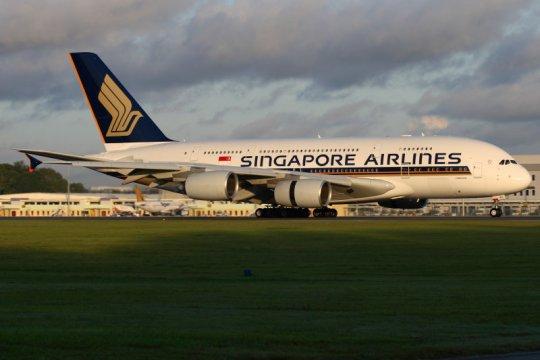 Terdampak pandemi, Singapore Airlines ubah pesawat jadi restoran