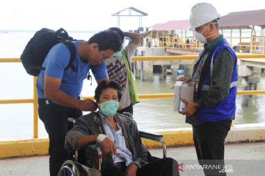 12 TKA China ajukan izin tinggal darurat ke Imigrasi Dumai