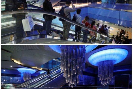 Ikuti jejak Dubai, banyak mal dan restoran di Abu Dhabi kembali buka