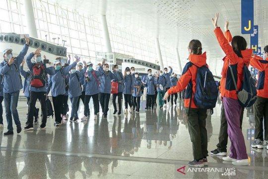 Untuk pertama kalinya, tidak ada pasien baru COVID-19 di Wuhan