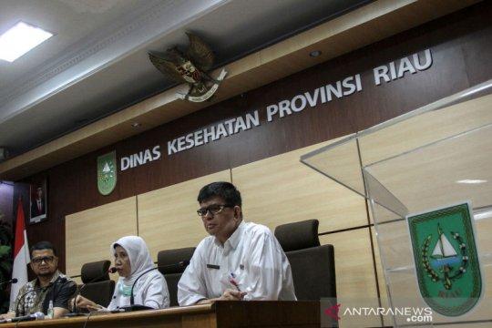 Tim Penanggulangan COVID-19 Riau bantah ada penambahan pasien positif