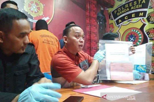 Polisi di Aceh tangkap seorang guru diduga terlibat penipuan CPNS