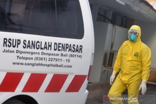 Bali catatkan penambahan kasus COVID-19 dan kematian harian tertinggi