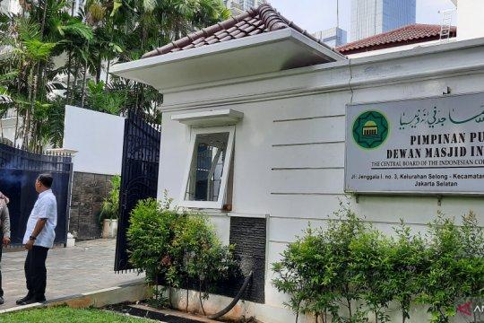 DMI  Jakarta imbau masjid terapkan protokol kesehatan