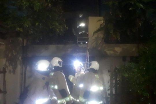 Kebakaran melanda tiga wilayah Jakarta Timur, Jumat