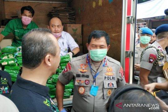 Kapolda Metro: Stok pangan cukup hingga setelah lebaran