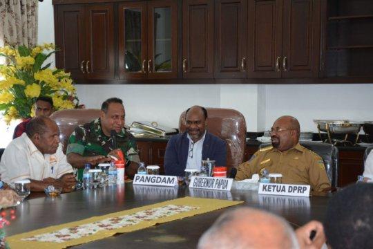 Karantina Kesehatan benarkan Gubernur Papua dievakuasi ke Jakarta