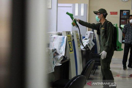 Dampak Corona, permohonan paspor di Imigrasi Banjarmasin merosot