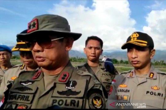 Kapolda Sulteng: 2 DPO Poso menyerahkan diri kepada Polisi