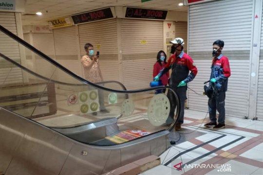 Pasar Jaya tutup sebagian Pasar Tanah Abang