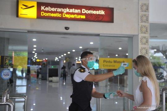Bandara Ngurah Rai datangkan 12 unit pemindai suhu tubuh