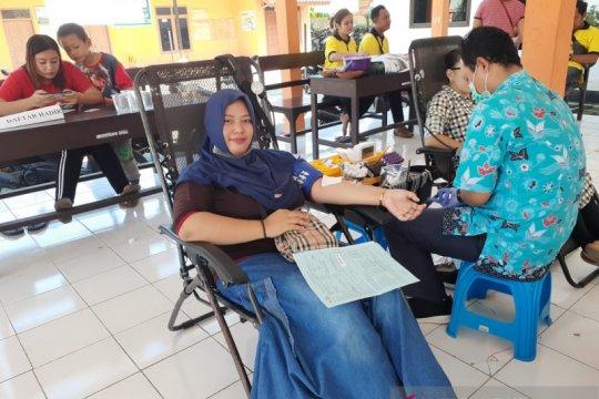 PMI Jember imbau masyarakat tetap donor di tengah pandemi COVID-19