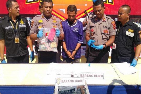 Polisi di Aceh tangkap pencuri kotak amal anak yatim di rumah sakit