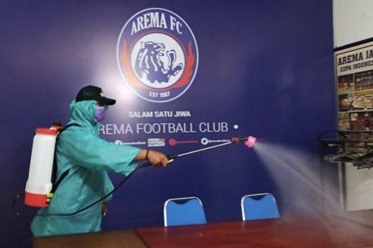 Arema FC dijatuhi denda Rp100 juta oleh komdis