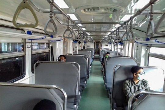 "KAI Yogyakarta berlakukan ""social distancing"" di stasiun dan kereta"