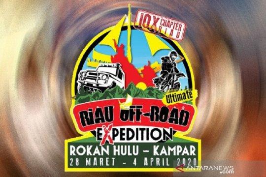 Riau Off-road Expedition ditunda untuk cegah COVID-19