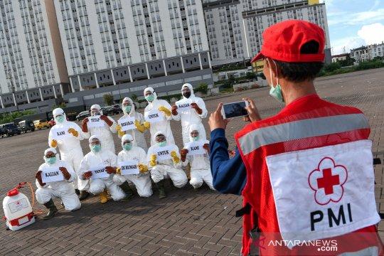 PMI Jakarta Pusat imbau masyarakat donasi alat kesehatan