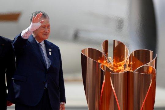 Api Olimpiade Tokyo mulai dipajang bulan September