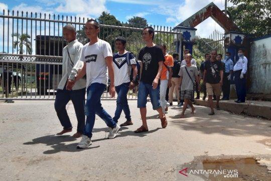 Pekerja migran Indonesia dideportasi dari Malaysia