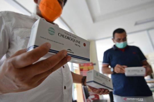 RSPI Sulianti Saroso apresiasi penyerahan obat chloroquine