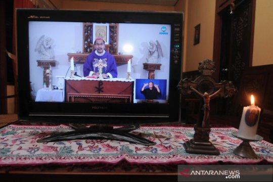 "Antisipasi COVID-19, GKI Siloam ibadah Minggu secara ""live streaming"""