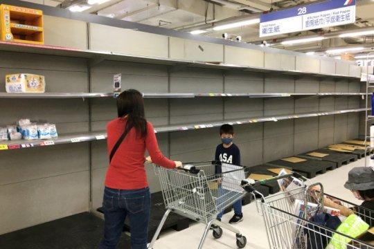 """FAO sebut """"panic buying"""", karantina wilayah bisa picu inflasi pangan"""