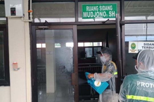 PN Semarang batal ditutup, operasional berprotokol kesehatan ketat