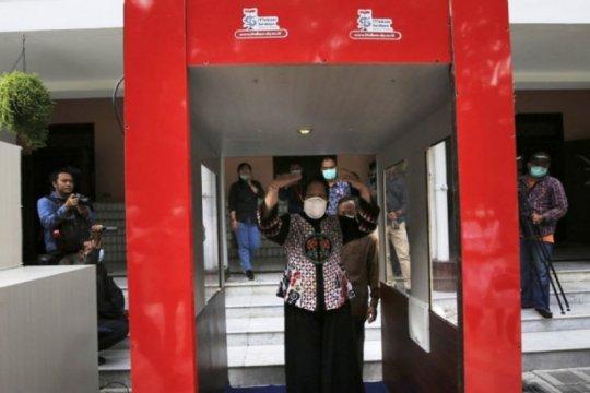 Mufti Anam minta BUMN produksi massal Bilik Disinfektan Trisakti