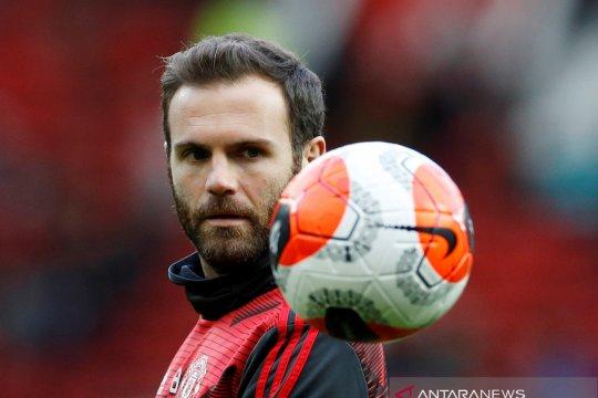 Juan Mata sebut MU sudah siap untuk kembali hadapi West Ham