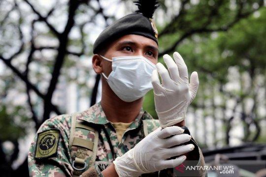 Suku adat Malaysia bersembunyi di hutan untuk hindari wabah corona