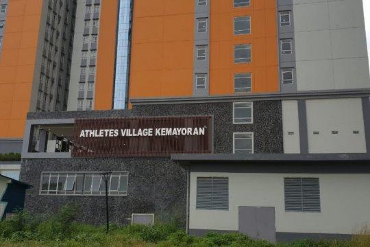 RS Darurat Wisma Atlet Kemayoran diperiksa sejumlah pejabat negara