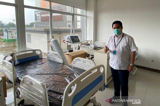 Erick optimistis Indonesia dapat lawan COVID-19 dengan gotong-royong