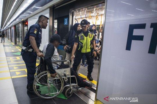 DTKJ harapkan layanan transportasi lampaui ekspektasi disabilitas