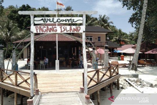 Pagang, pulau wisata dan penanggulangan bencana