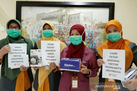 ACT Sumsel bantu tenaga medis garda terdepan COVID-19