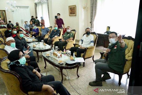 Bogor, Depok, Bekasi terbanyak kasus COVID-19 di Jawa Barat