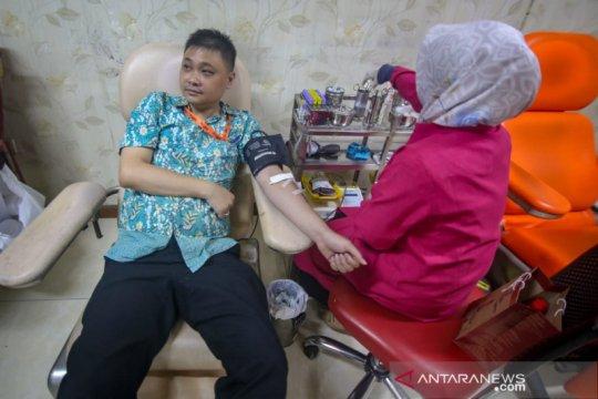 PMI Kota Tangerang pastikan tetap ada pelayanan darah
