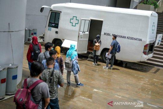 DKI Jakarta laksanakan prosedur baru uji usap sesuai pedoman Kemenkes