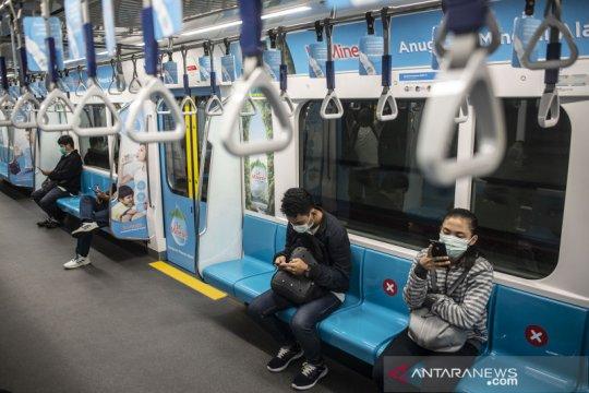 MRT bersiap menghadapi kondisi tidak terduga
