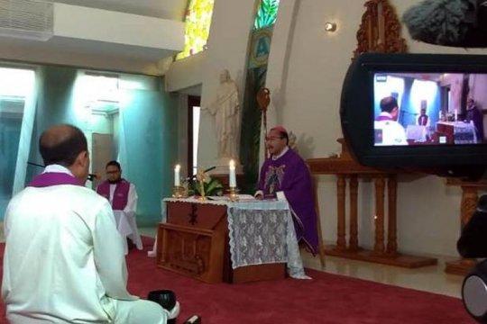 Keuskupan Agung Semarang putusan tiadakan Pekan Suci Paskah 2020